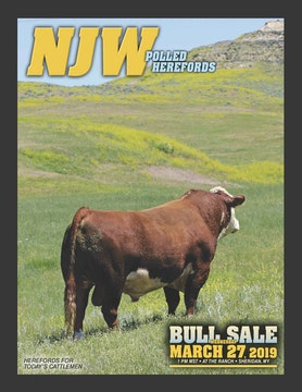 Upcoming Sales | NJW Polled Herefords